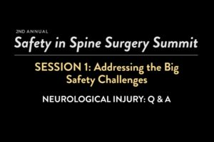 Neurological Injury: Q & A