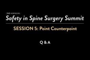 Point Counterpoint: Q & A