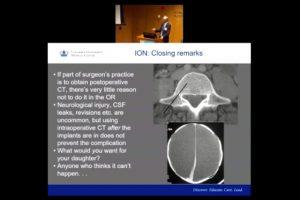 Spinal Navigation