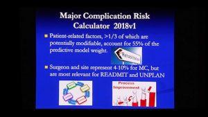 Risk Stratification and the Development of Predictive Calculators
