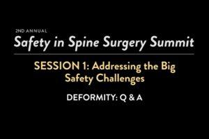 Deformity: Q & A