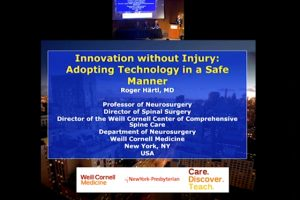 Innovation without injury: Adopting technology in a safe manner