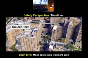 Safety for the underserved
