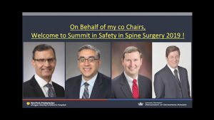 S3P 2019 - Introduction by Michael Vitale, MD MPH
